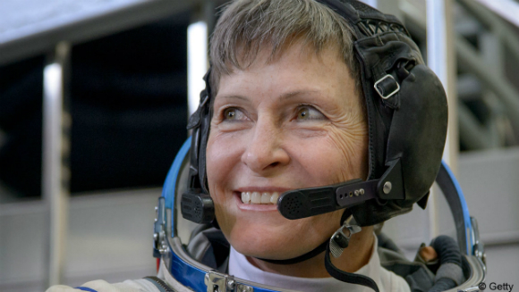 Oldest Female Astronaut 2