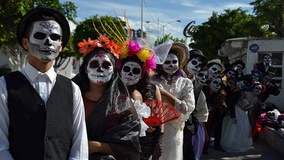 México Se Convierte En La Sede De Dos Récords De Catrinas Y
