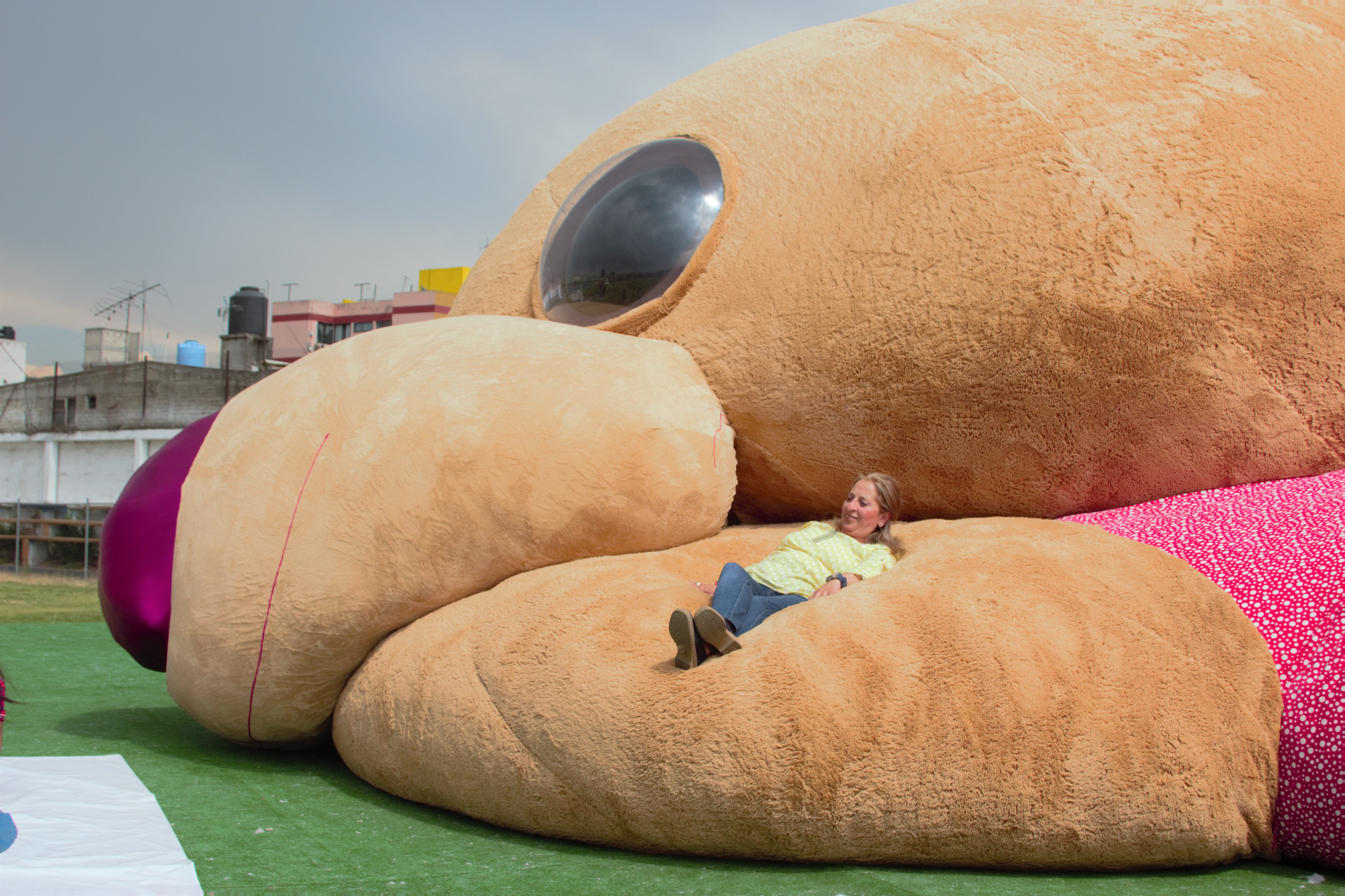 Largest Teddy Bear 3